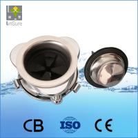 China Kitchen Food Waste Disposers Stainless Steel Three-bolt System wholesale