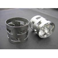 China Gas Industry Metal Random Packing Metal Pall Ring Packing High Separation Efficiency wholesale