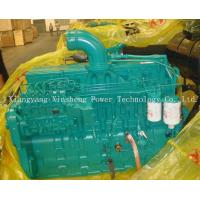Buy cheap Original DCEC Cummins Engine/Generator Set 6LTAA8.9- G2  (220KW/1500rpm 8.9L Displacement) from wholesalers