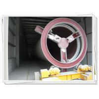 Buy cheap Extra Safety Spray Painting Turning Roll Wind Tower Production Line from wholesalers