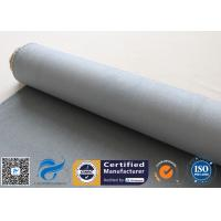 Buy cheap 44oz Industrial Silicone Coated Fiberglass Fabric Heat Resistance Cloth from wholesalers