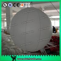 China Factory Directly Supply Event Decoration White Inflatable Ball With LED Light wholesale