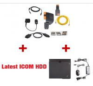 China BMW ICOM Diagnostic Tools 2018 Latest Software Version Plus ThinkPad X61 Laptop Ready To Use wholesale