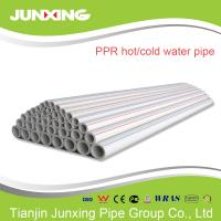 China Europens quality level PPR plastic pipe&fittings with DVGW certificate wholesale