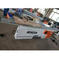 China CNC Industrial Woodworking Precision Sliding Table Panel Saw 5.5kw Main Motor Power wholesale