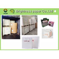 China GC1 250gsm Ivory Board Paper FBB Two Side White Cardboard For Electronic Packing wholesale