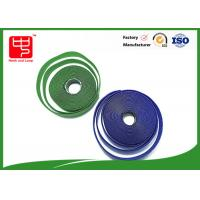 China Fire Retardant Hook And Loop Fastener Tape , Self Adhesive Velcro Tape Roll on sale