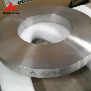 China Ti ForgedTitanium Ring Grade 2 DN250 PN16 Type 32A ASME SB381 Ultrasonic Testing on sale