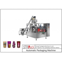 China CE approved  Doypack automatic flour filling milk powder packing machine wholesale