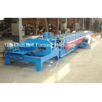 China Flying Saw C Purlin Steel Sheet Roll Forming Machine 175mm / 465mm For Warehouse wholesale