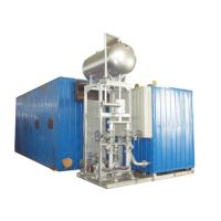 China Industrial Horizontal Electric Thermal Oil Boiler High Efficiency , Automatic wholesale