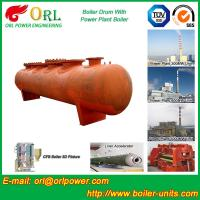 China Waste Heat Recovery Boiler Mud Drum Natural Circulation / Once Through Type wholesale
