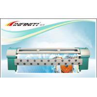 China 3.2m Infiniti Seiko solvent printer FY3278N model with 4 heads wholesale