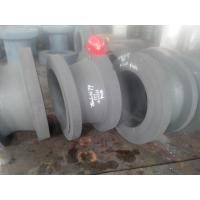 China High Precision Spare Parts Forging Metal Castellated Shaft For Wind Power Generator Forged Slag wholesale