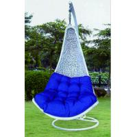 Quality Outdoor-indoor wicker swing chair--1608 for sale