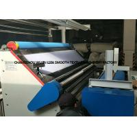 China High Performance Fabric Winding Machine For Quilting / Curtains Industry wholesale