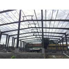 China Fast Assembling Pre Built Buildings / Prefab Workshop Buildings High Efficiency wholesale