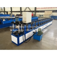 China Automatic Roof Ridge Cap Roll Forming Equipment wholesale