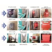 epoxy compound insulator line, epoxy compound insulator production line, APG