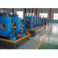 China 0.8 - 3.0mm Thickness ERW Pipe Mill Line Adjustment By Turbine Worm wholesale
