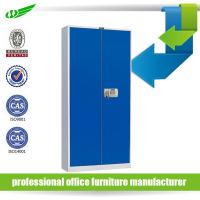 China Blue assemble metal filing cabinet with electronic lock wholesale