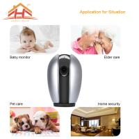 China 1080P HD PTZ Smart Home IP Camera With Two Ways Talking And 4 Time Zoom wholesale