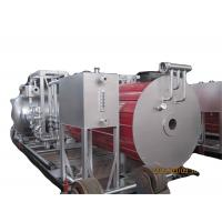 Quality Horizontal Gas Fired Electric Thermal Oil Boiler 300kw For Wood , Less Water for sale