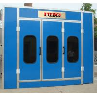 China Professional Industrial Infrared Paint Spray Booth With 6900*3900*2600 mm wholesale
