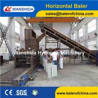 China China Plastic PET Bottles Baler factory wholesale