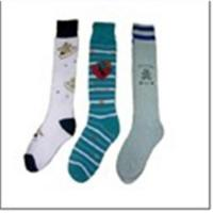China Pure cotton Baby socks Child stocking wholesale