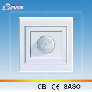 China LK4033 PC flush type dimmer switch wholesale