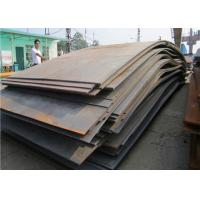 China Custom Length Ms Plate / Black Iron Plate S235 S355 Ss400 A36 Standard wholesale