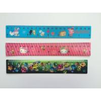 China PP Ruler 3d Lenticular Printing Services For Kids 0.38 mm / 0.45 mm / 0.58 mm wholesale