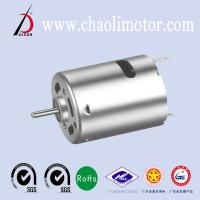 China Micro DC Motor CL-RS360SH With Trepanning For Portable Car Air Pump And Vacuum Cleaner wholesale