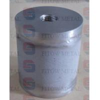 China industrial sintered porous stainless steel filter tube 2015 wholesale