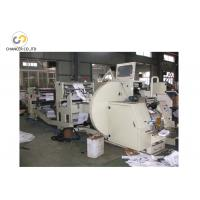 China Automatic V bottom bread paper bag making machine with 4 colors flexo printing wholesale