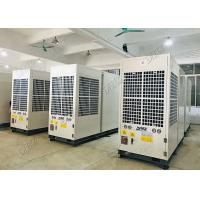 China 28 Ton Large Air Cooling Packaged Air Conditioner For Exhibition Tent on sale