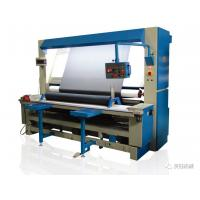 China Knitting Textile Inspection Machine / Cloth Winding Machine 0 - 80m/Min Speed on sale