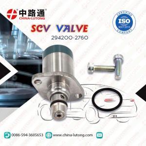 China suction control valve 4d56 suction control valve 4jj1 wholesale