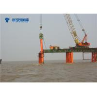 China DZ-90 pile hammer for Qingdao Bay Bridge / bridge builder engineering wholesale