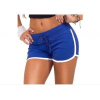 China Multi Colors Plus Size Women Summer Casual Shorts For Yoga / Running / Walking wholesale