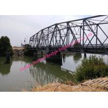 China Modern Delta Steel Truss Bridge Modular Prefabricated For Highways Railways wholesale