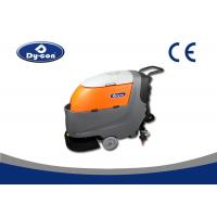 China Ceramic Wet Floor Scrubber Dryer Machine With Single Disc 510mm Brush Dia wholesale