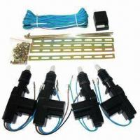 China 4-door Car Central Locking System with 7kg Pull/Push Force wholesale