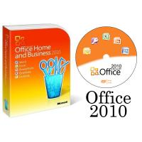 China 1pc Office 2010 Professional Product Key / Microsoft Office 2010 Standard License wholesale