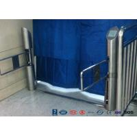 Intelligent Swing Automatic Barrier Gate With Aluminum Alloy Mechanism with people counting systems