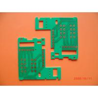 China Electronic Circuit Board FR1 Immersion Gold PCB  Fabrication Service wholesale