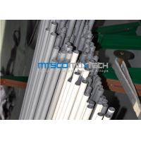 China ASTM A269 / ASTM A213 SS Straight Heat Exchanger Tube For Fuild And Gas wholesale