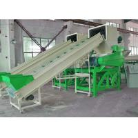 China V Type Shaft Used Plastic Crusher Machine 37 KW Low Noise With WN Motor wholesale