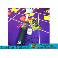 China Security RFID Casino Chips Measuring Instrument With USB / Bluetooth Interface wholesale